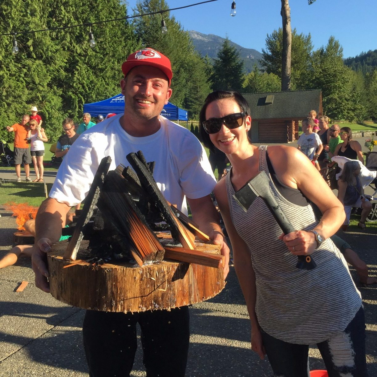 Squamish Days event